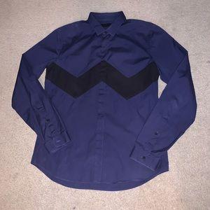 Burberry prorsum men's runway shirt size 41